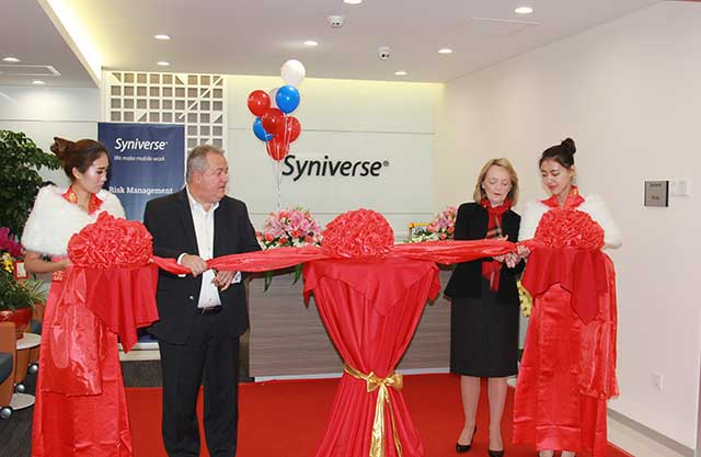 Syniverse Opens New Beijing Office