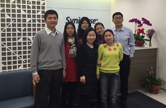 Syniverse Helps Children in Beijing