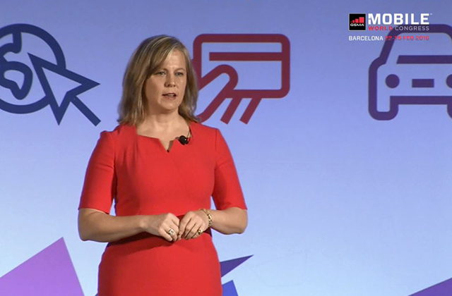 Chief Marketing Officer Makes Case for Mobile Privacy in Mobile World Congress Video