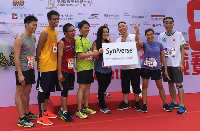 CSR Snapshot: Syniverse Runs for Charity in Hong Kong
