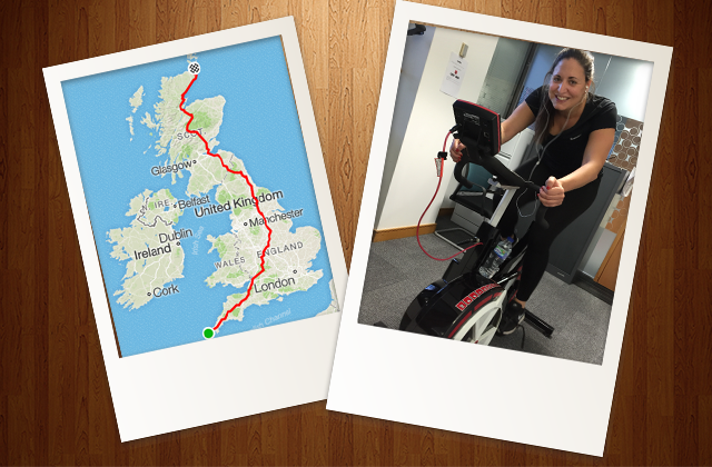 CSR Snapshot: Syniverse Makes Cross-Country Bike Ride for Charity in U.K.