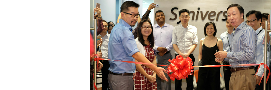 Syniverse Opens New Singapore Office