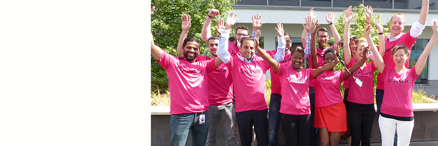 CSR Snapshot: Luxembourg Office Runs for Charity