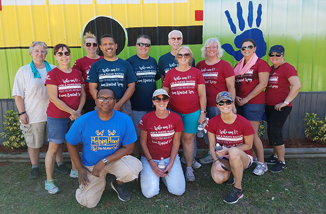 CSR Snapshot: Tampa Office Helps Enhance Nursery Playground