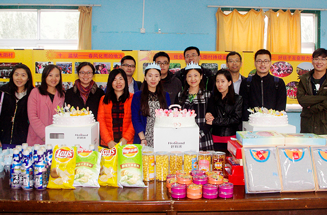 CSR Snapshot: Syniverse Visits Orphanage to Help Children in Beijing