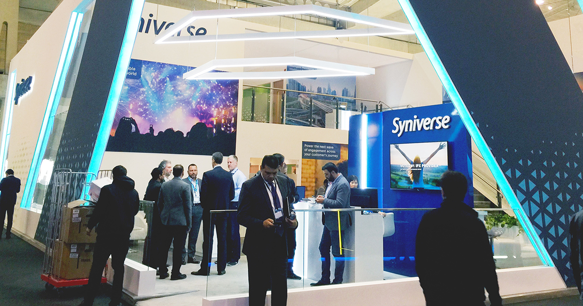 Syniverse Has Big Week at Mobile World Congress