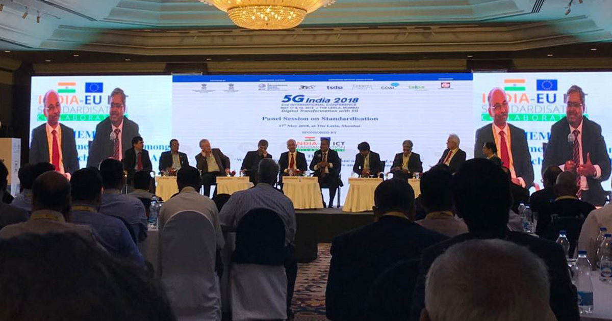 Syniverse Glimpses Future of 5G at India Conference