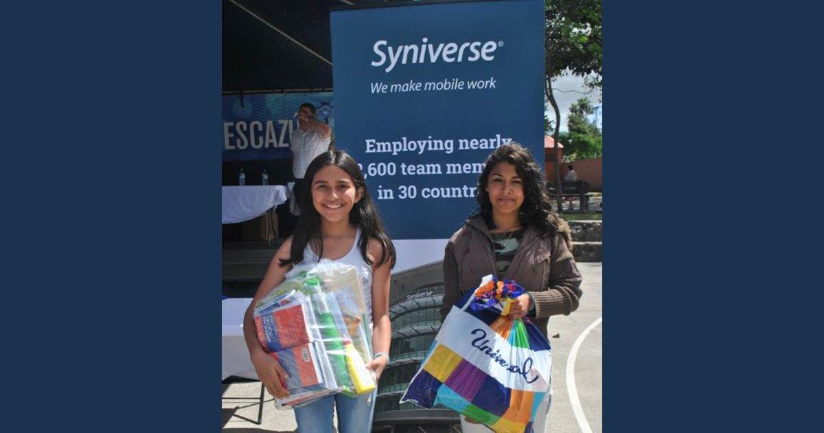 CSR Snapshot: Costa Rica Office Donates School Supplies to Children