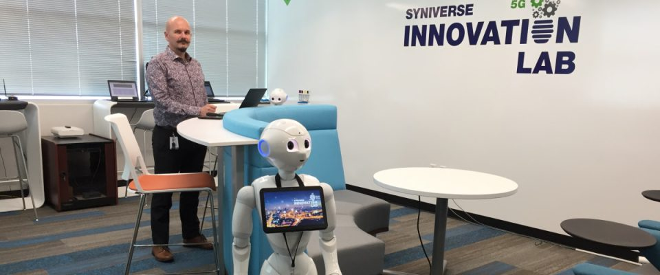 Innovation Lab Opening Marks New Chapter for Syniverse