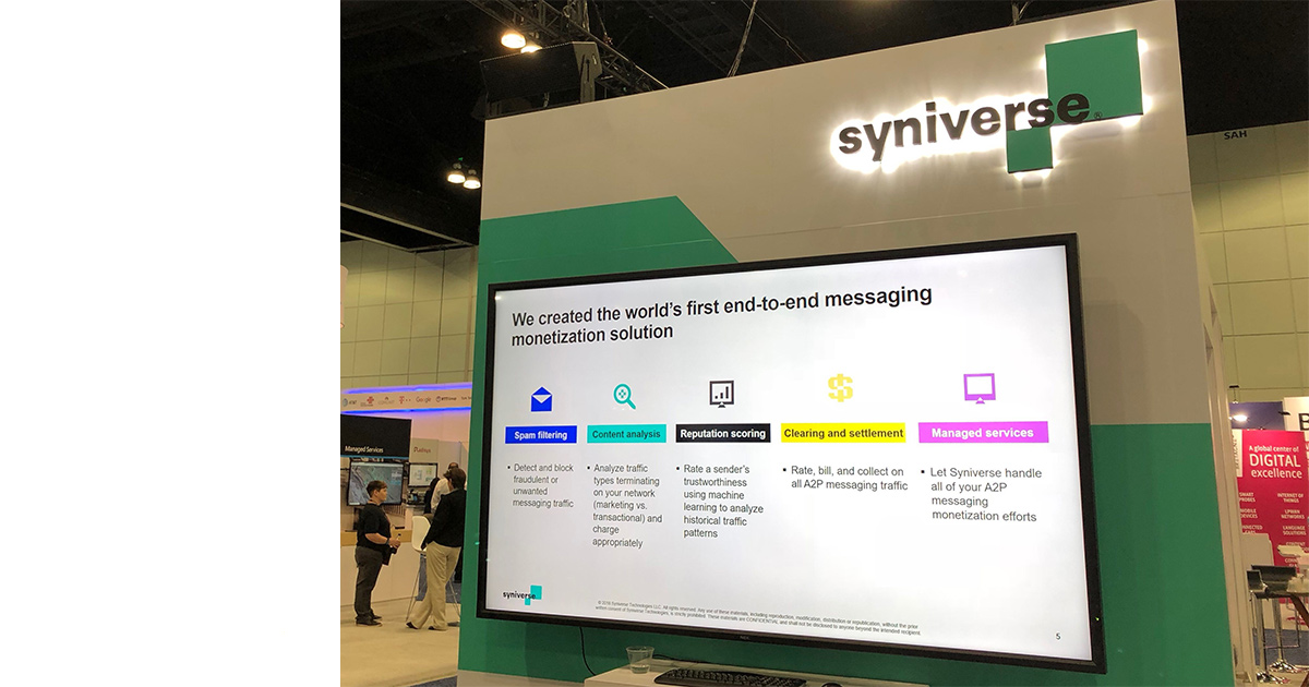 Live from MWC Americas: Monetizing Your Messaging Business