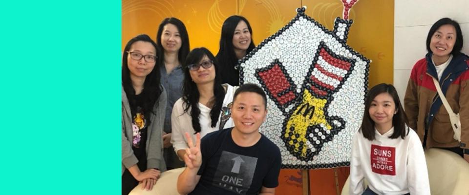 CSR Snapshot: Hong Kong Office Visits Ronald McDonald House