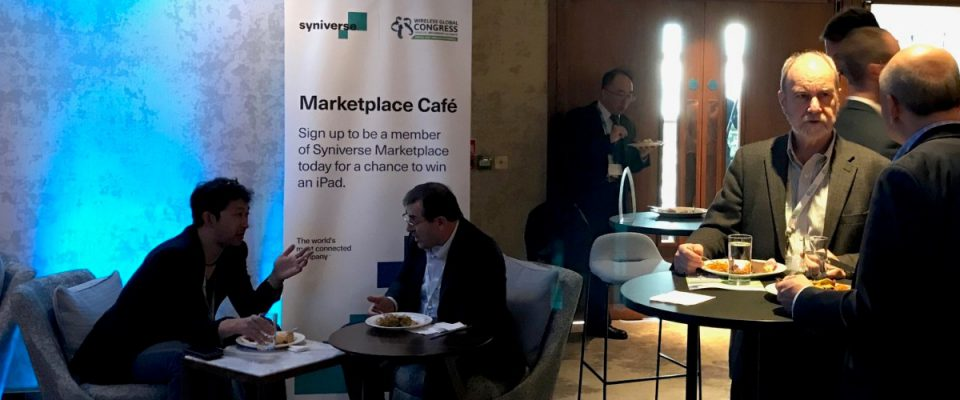 Syniverse Makes Splash at Wireless Global Congress with Marketplace Café