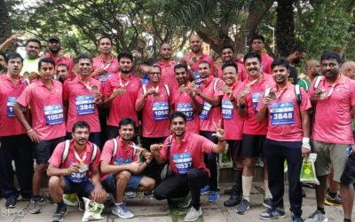 CSR Snapshot: Bangalore Office Runs for Charity