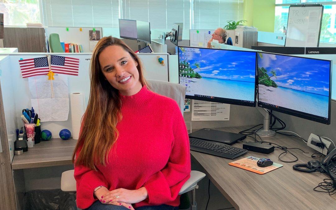 People Behind the Tech: Elizabeth Carbone
