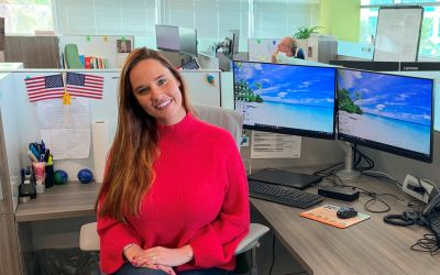 People Behind the Tech: Elizabeth Carbone