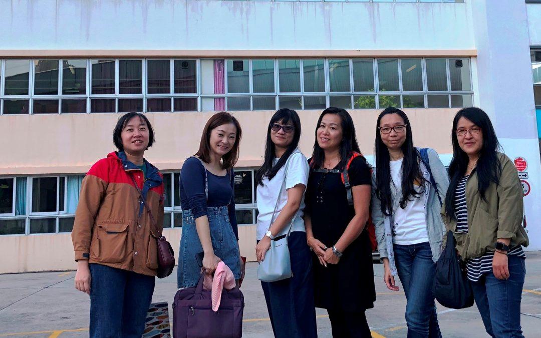 CSR Snapshot: Hong Kong Office Visits Seniors' Home